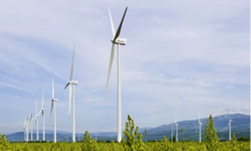 Phase II of Los Cocos Wind Park is Credited as UN Clean Developm