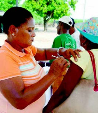 CAEI LAUNCHES MEDICAL DRIVE FOR WORKERS