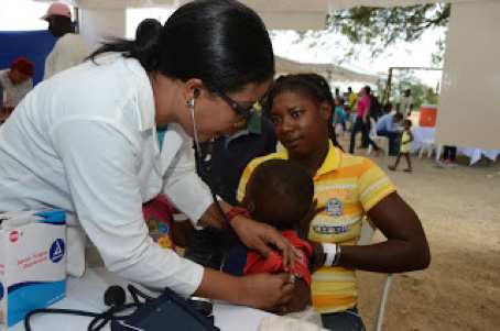 CAEI HOSTS MEDICAL DRIVES IN ITS SURROUNDING COMMUNITIES