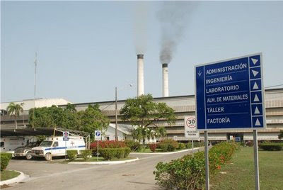 INGENIO CRISTOBAL COLON THE FIRST IN-COUNTRY MILL TO ATTAIN ISO 14001 CERTIFICATION IN ENVIRONMENTAL MANAGEMENT