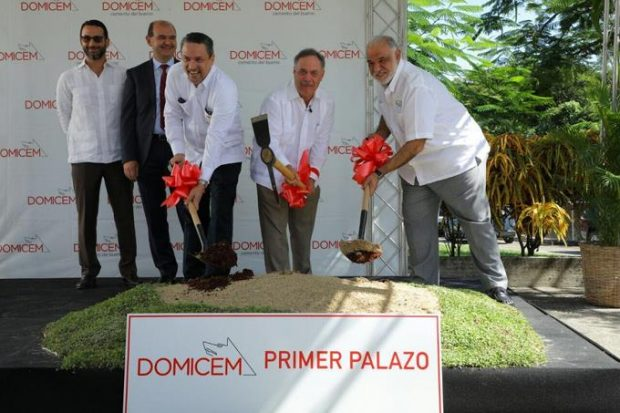 DOMICEM began construction for its new photovoltaic solar power